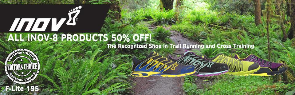 Inov-8 Shoes 50% off Sale!