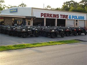 Perkins Tire & Polaris