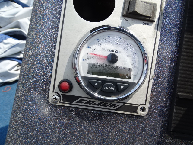 Honda Marine 100 hp Long shaft with controls and gauges