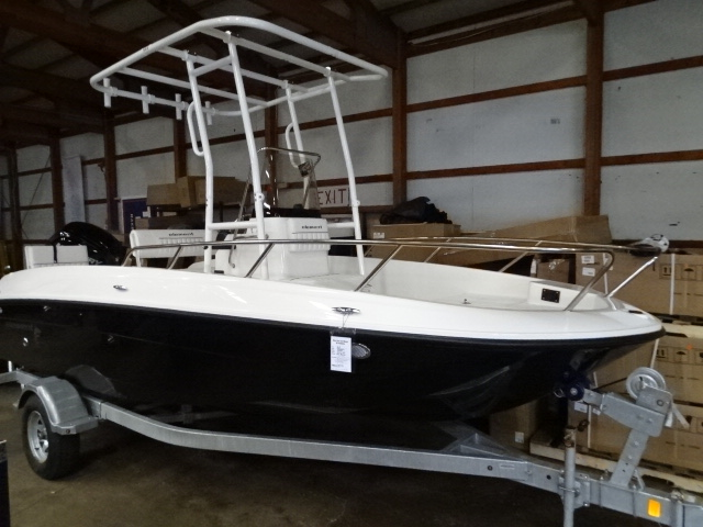 2019 Bayliner 180EF Element 18 Center Console
