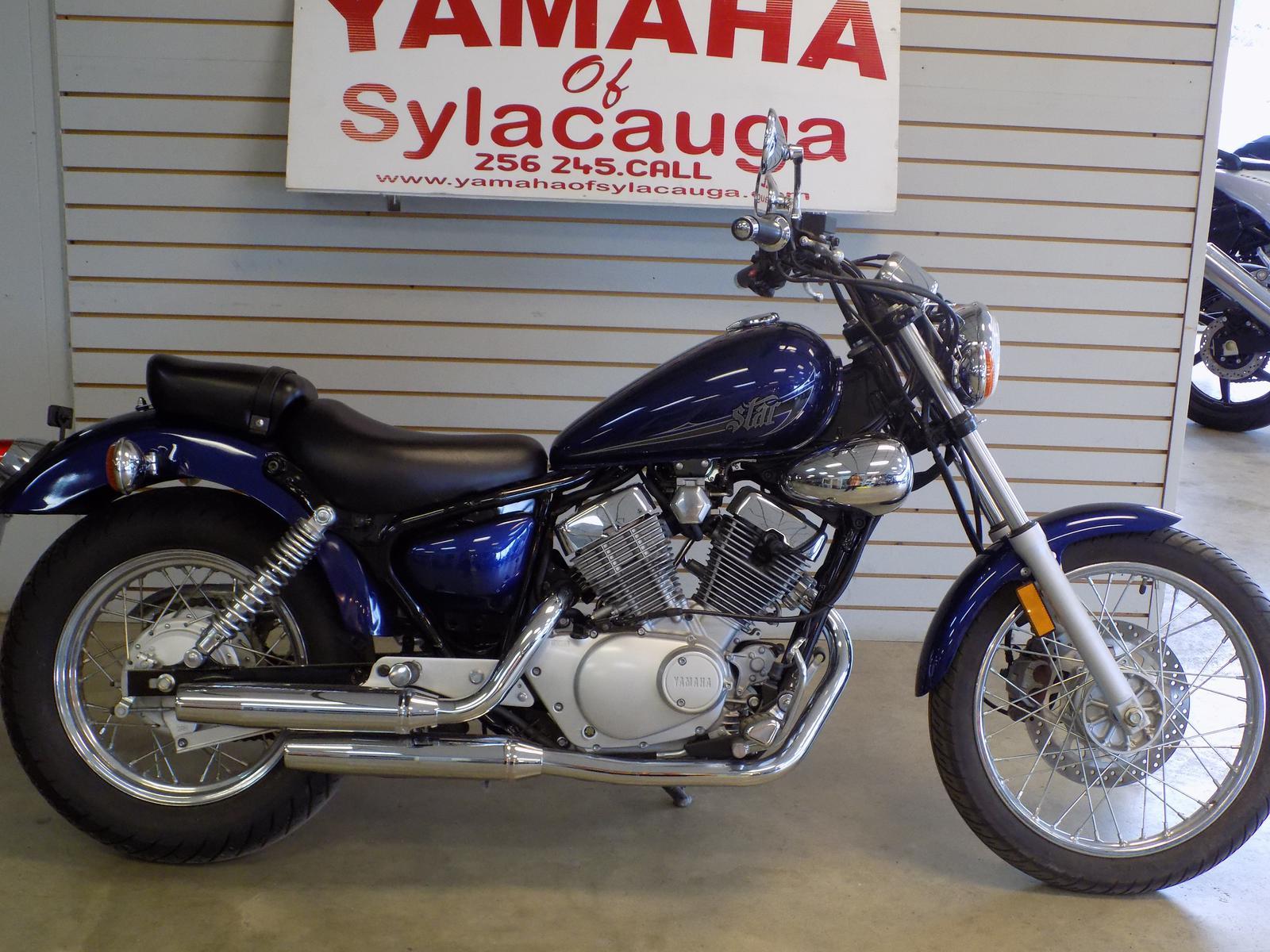 2013 Yamaha Vstar 250 for sale in Sylacauga, AL   Yamaha of ...