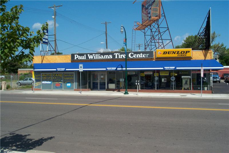 Paul Williams Tire and Auto Service