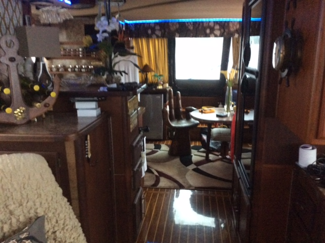 1989 BLUE WATER COASTAL CRUISER for sale