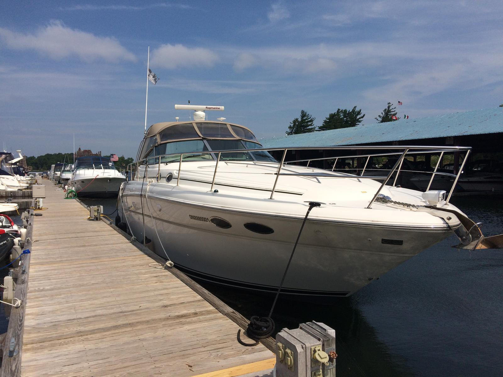 2004 SEA RAY 380 SUNDANCER for sale