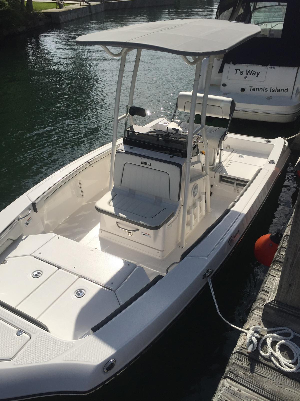 2016 YAMAHA 190 FSH SPORT for sale