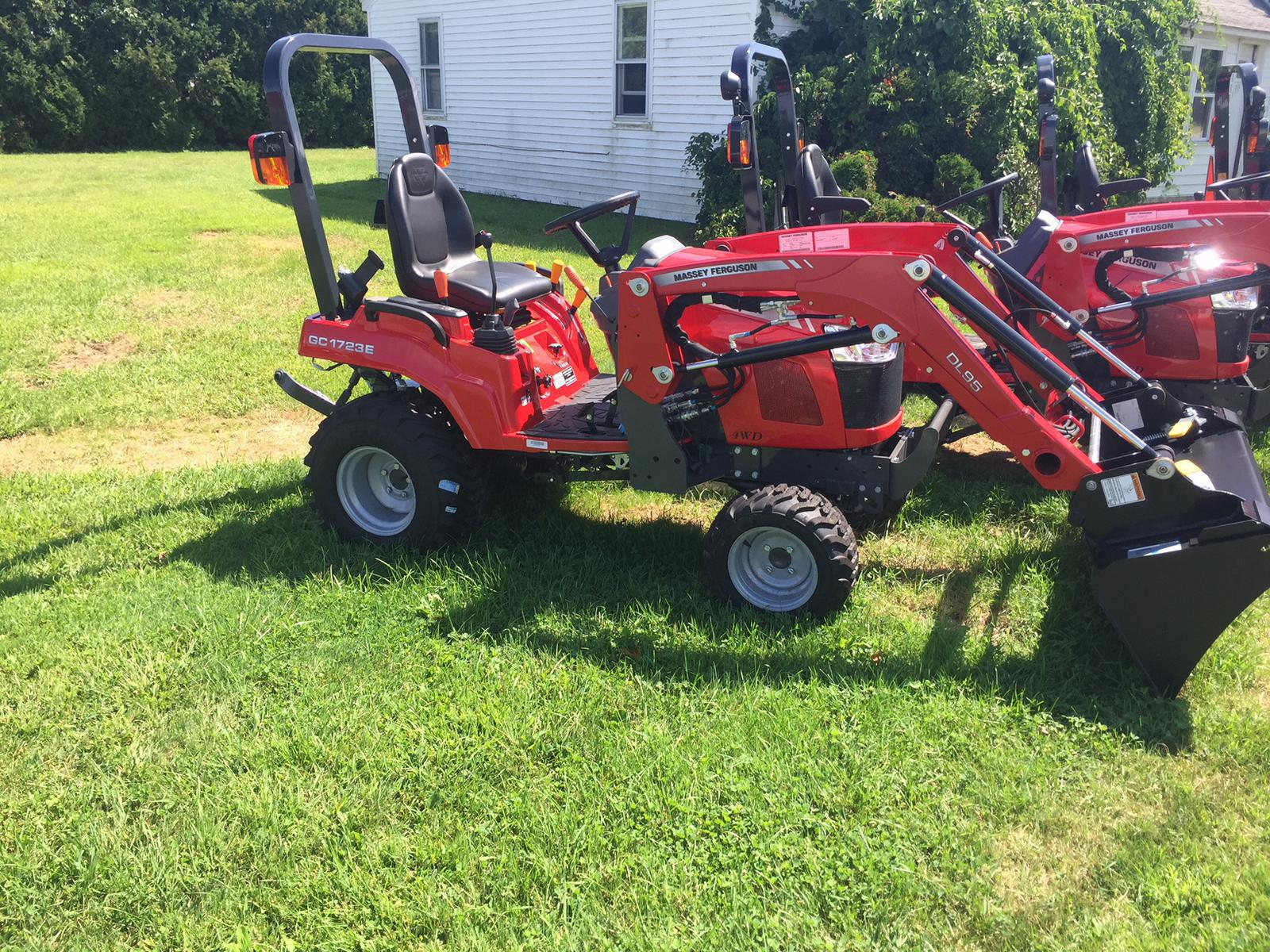 Inventory from Massey Ferguson and Woods Big Boys Toys LLC