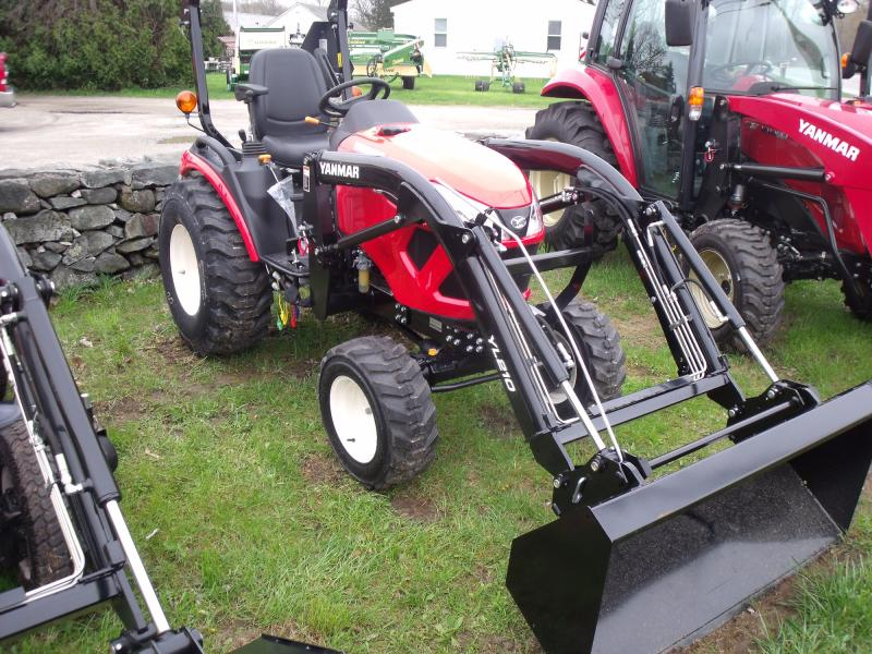 Agricultural Tractors from Yanmar USA Big Boys Toys LLC Pomfret