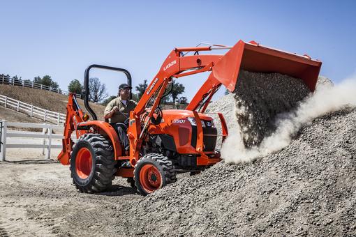 2019 Kubota L3901 HST 4WD for sale in Kelso, WA  Watkins Tractor
