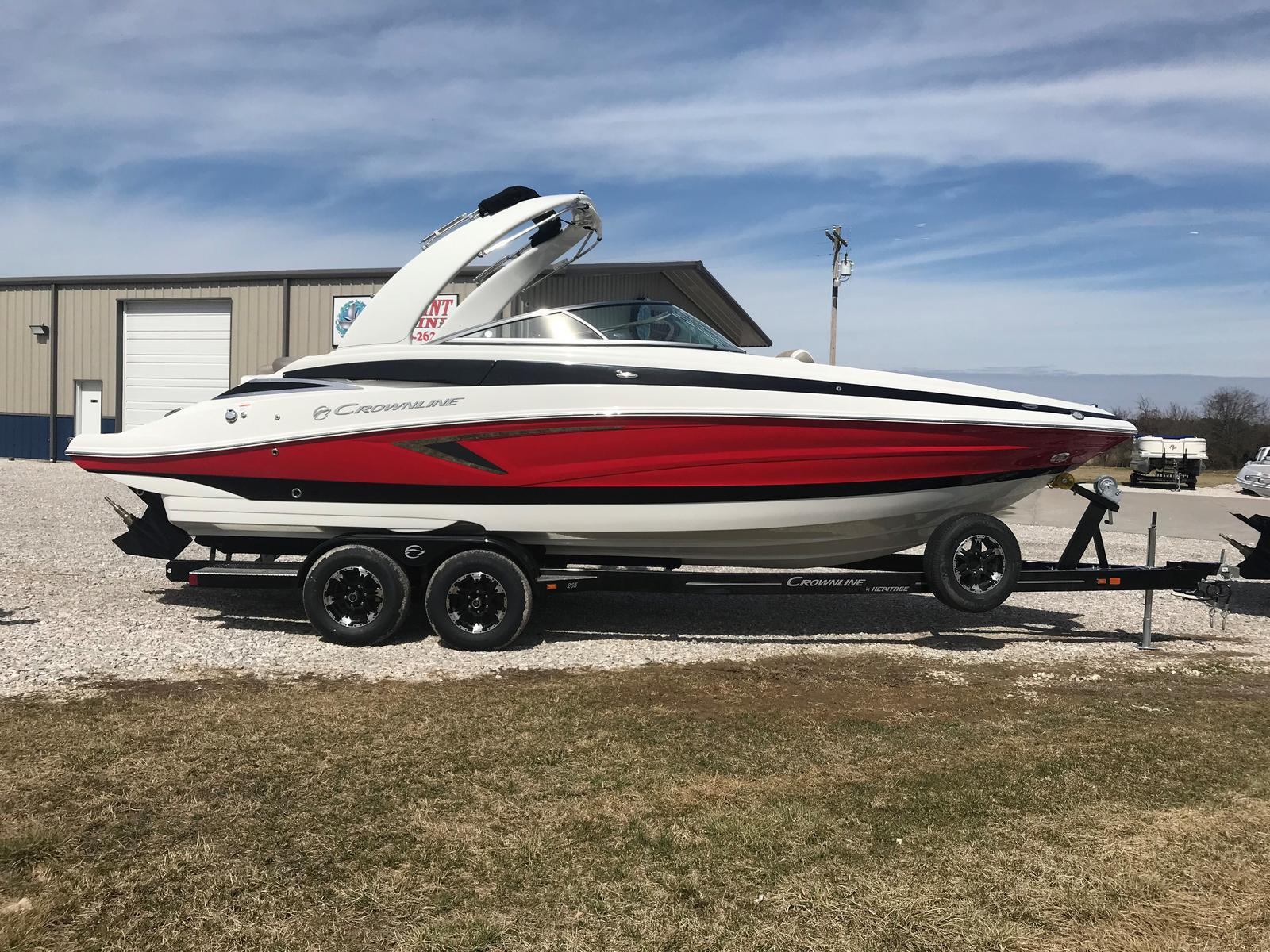 2019 Crownline 265 SS for sale in Rogers, AR  Waypoint
