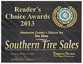 Reader's Choice Awards 2013.