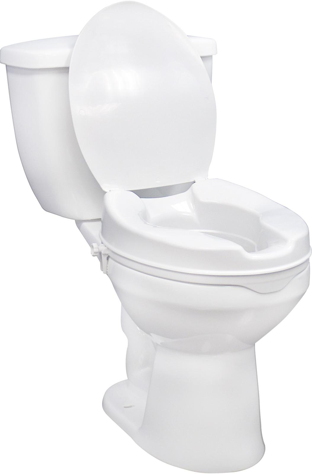 RAISED TOILET SEAT for sale | YOUCAN TOOCAN Home Medical Supply ...