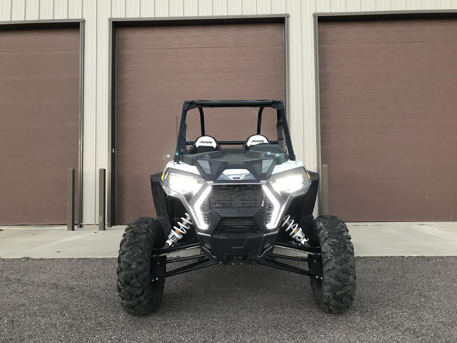 2019 Polaris Industries RZR XP® 1000 PS RC - White Pearl for sale in