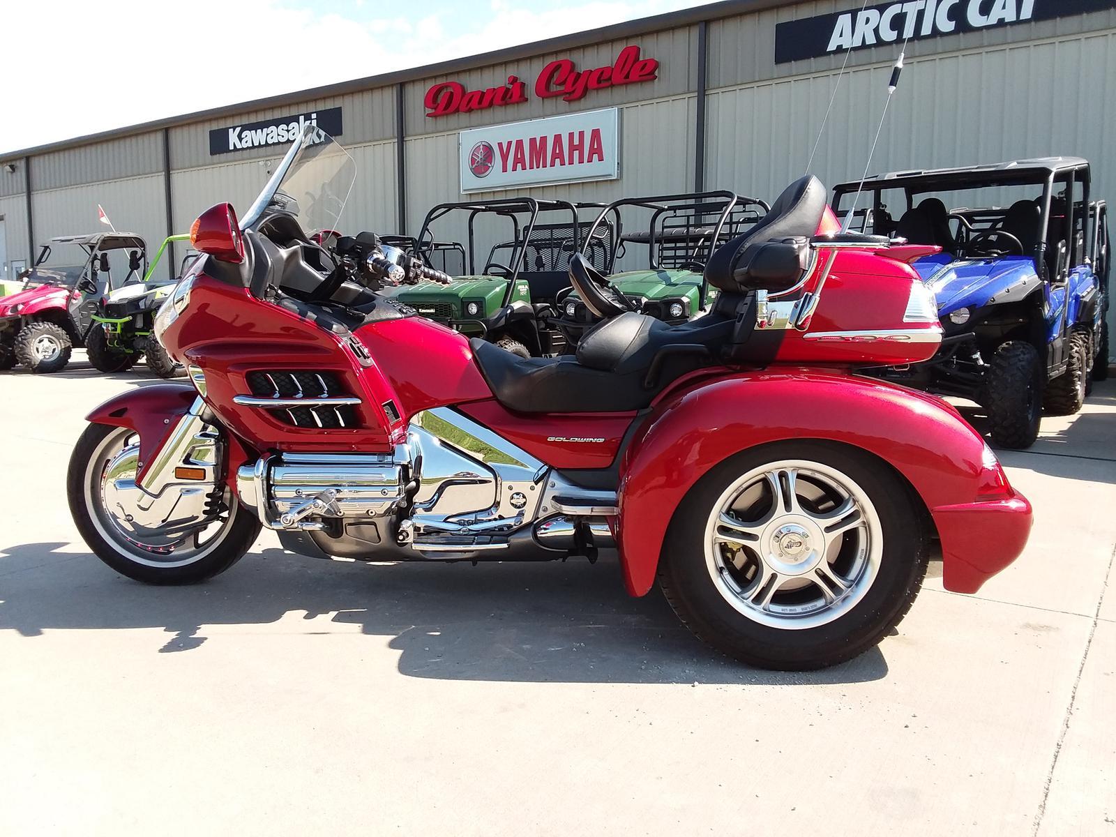 2008 Champion Trikes Honda Goldwing 1800