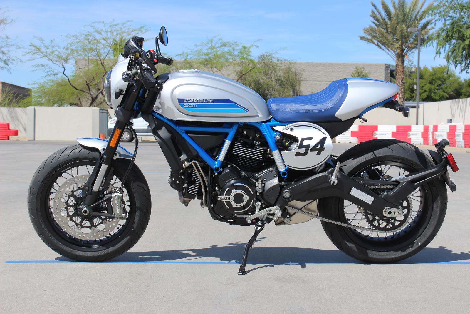2019 Ducati Scrambler Cafe Racer For Sale In Scottsdale Az Go Az