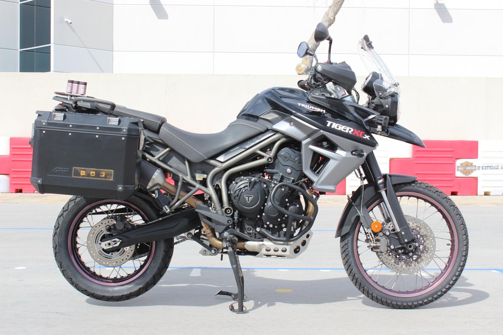 2015 Triumph Tiger 800 Xcx For Sale In Scottsdale Az Go Az