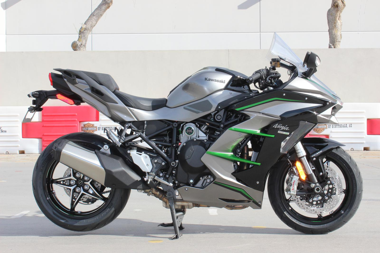 2019 Kawasaki Ninja H2 Sx Se For Sale In Scottsdale Az Go Az