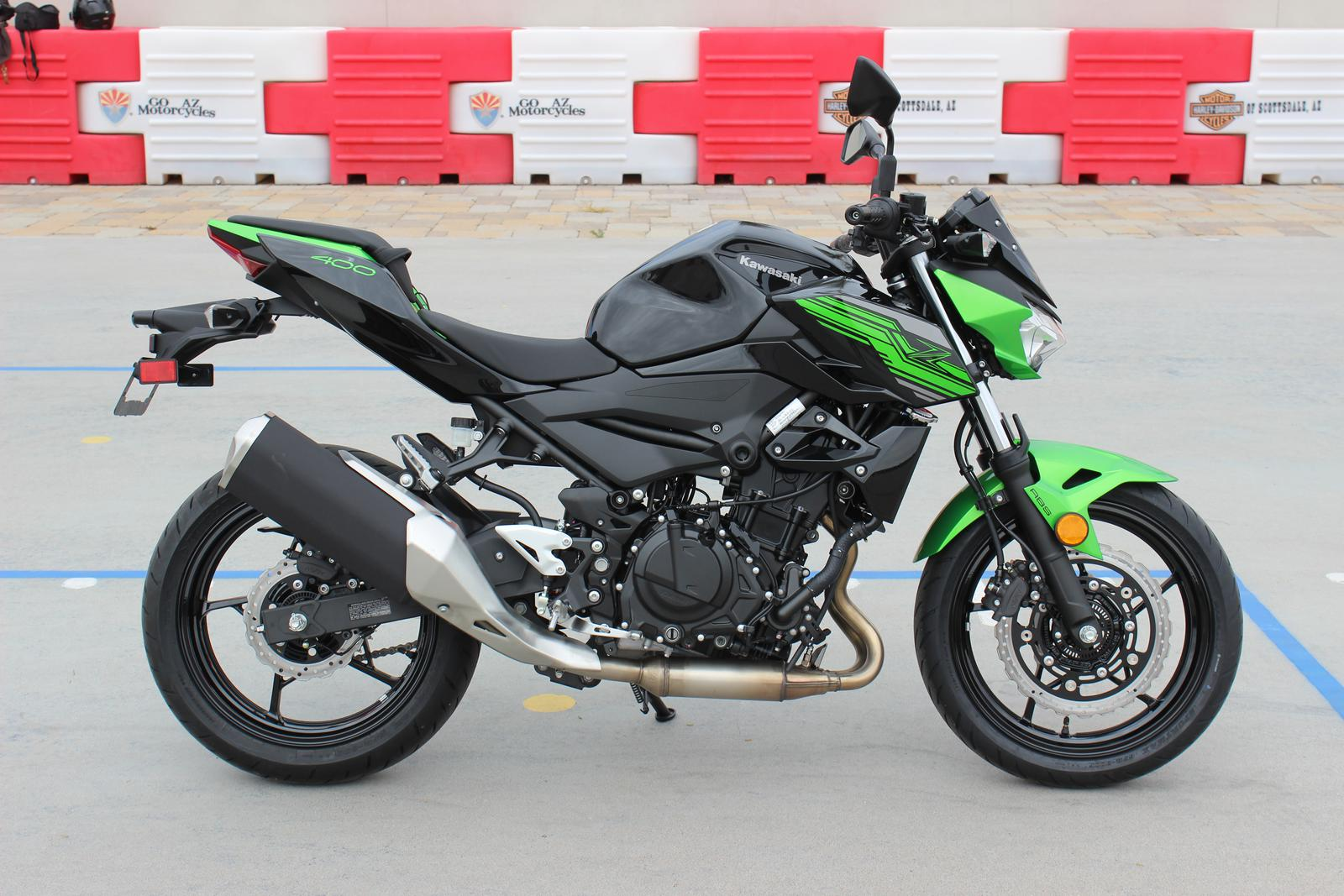 2019 Kawasaki Z400 Abs For Sale In Scottsdale Az Go Az
