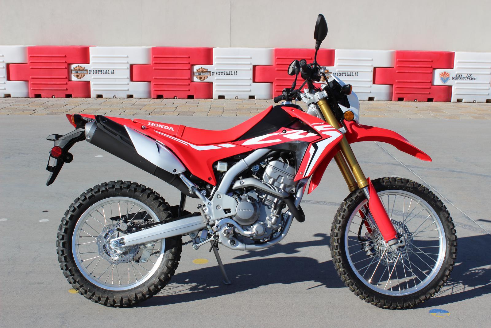 2019 Honda Crf250l Abs For Sale In Scottsdale Az Go Az