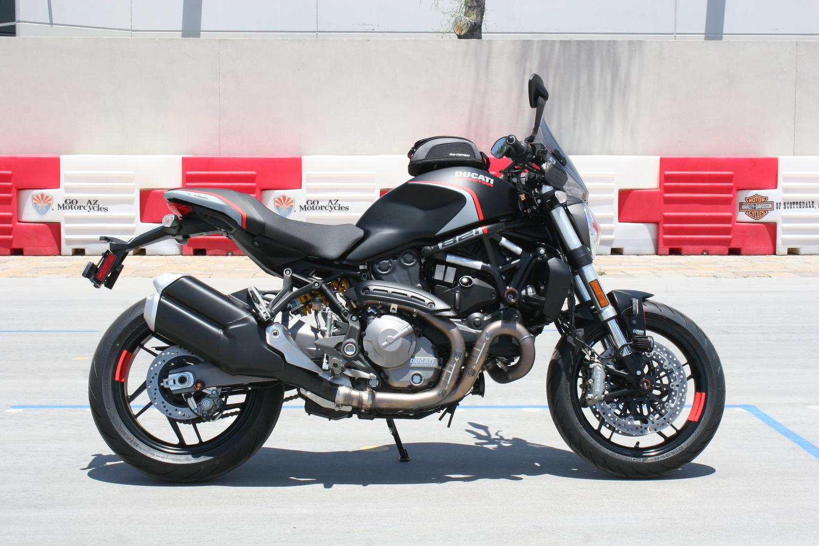 Ducati Monster 821 >> 2019 Ducati Monster 821 Stealth