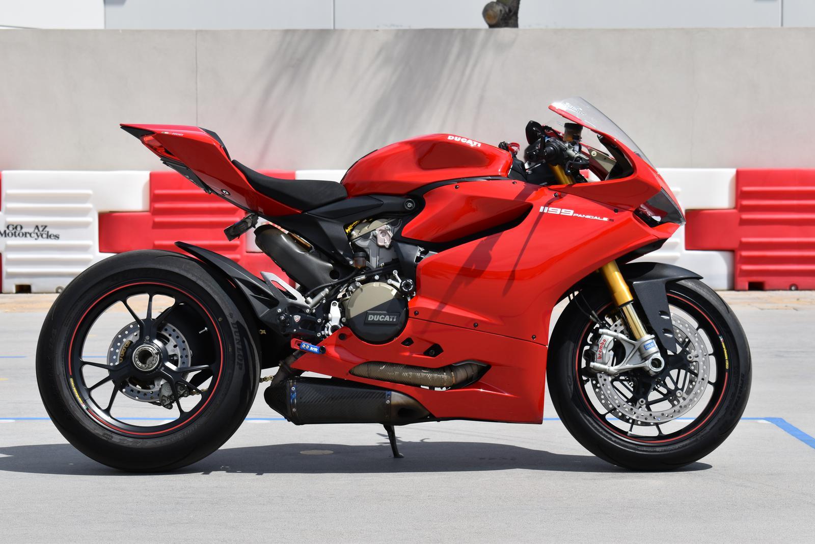 2014 Ducati PANIGALE 1199 S