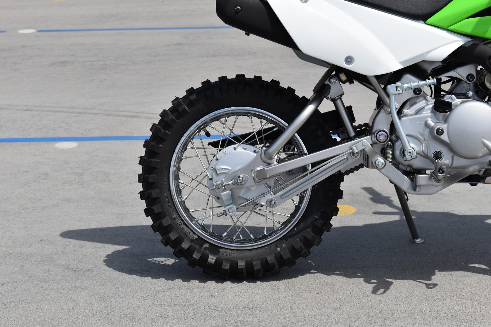 2020 Kawasaki KLX 110