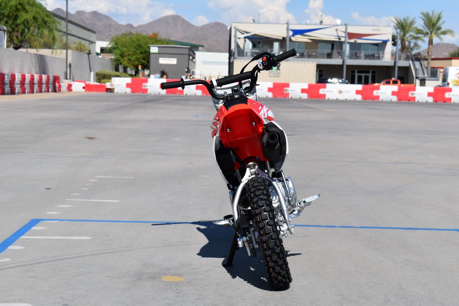 2020 Honda CRF110F