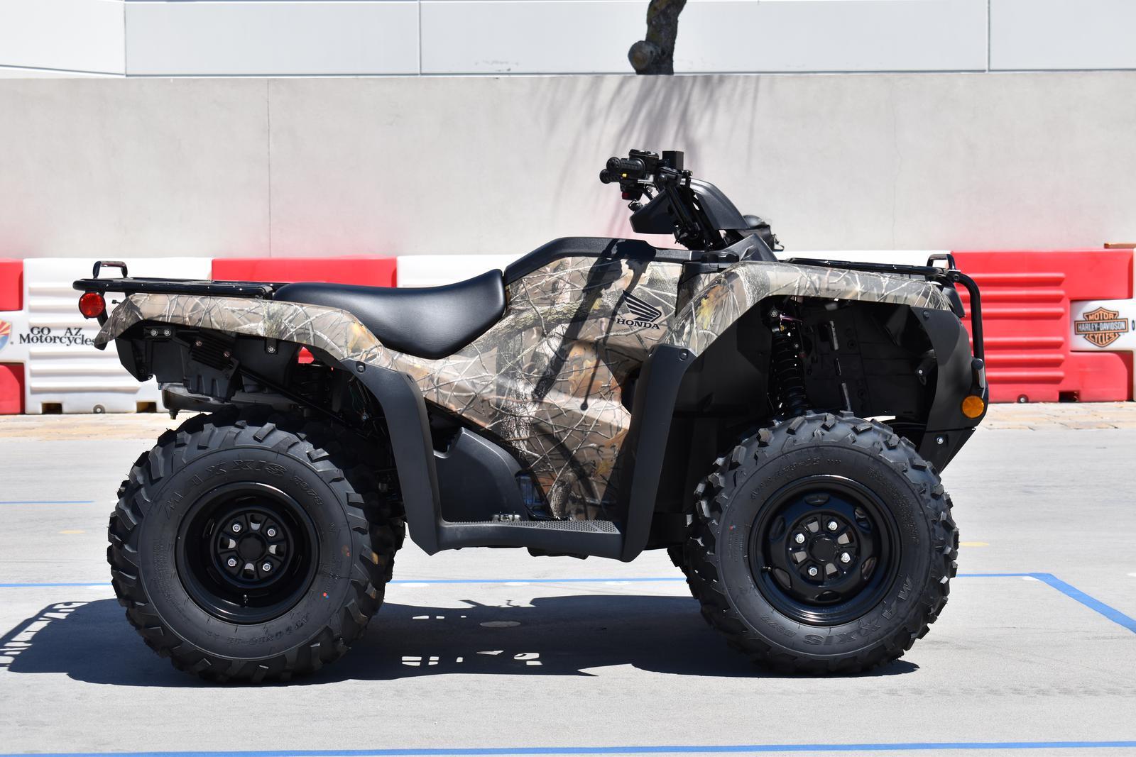 2020 Honda Fourtrax Rancher 4x4 Es