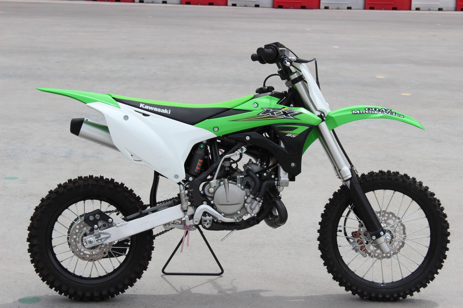 2017 kawasaki kx 85 for sale in scottsdale, az | go az motorcycles