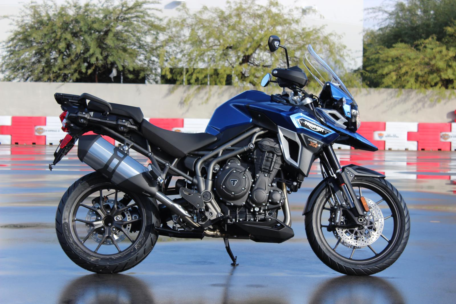 2017 triumph tiger explorer xrx for sale in scottsdale, az | go az