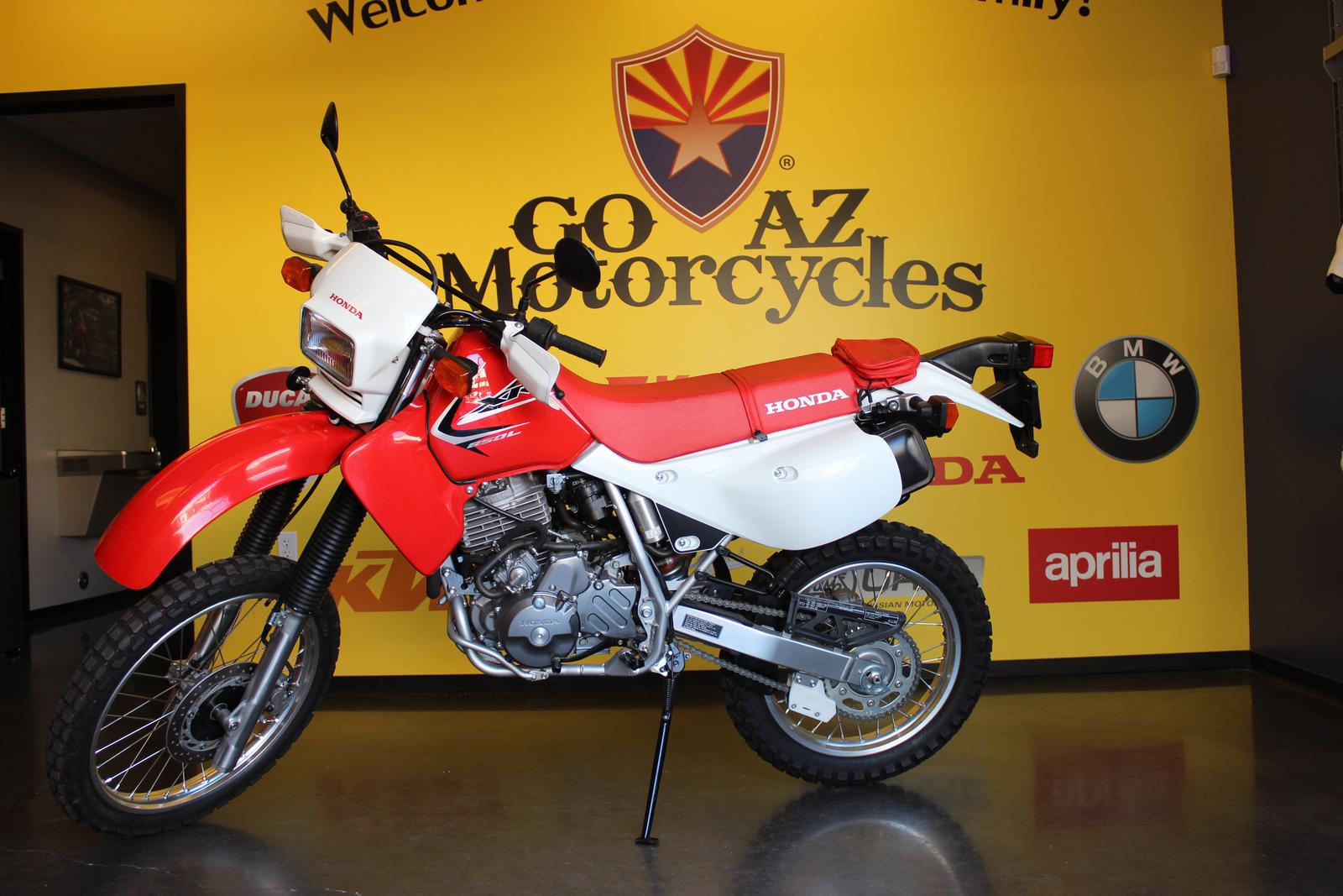 2017 honda xr650l for sale in scottsdale, az | go az motorcycles