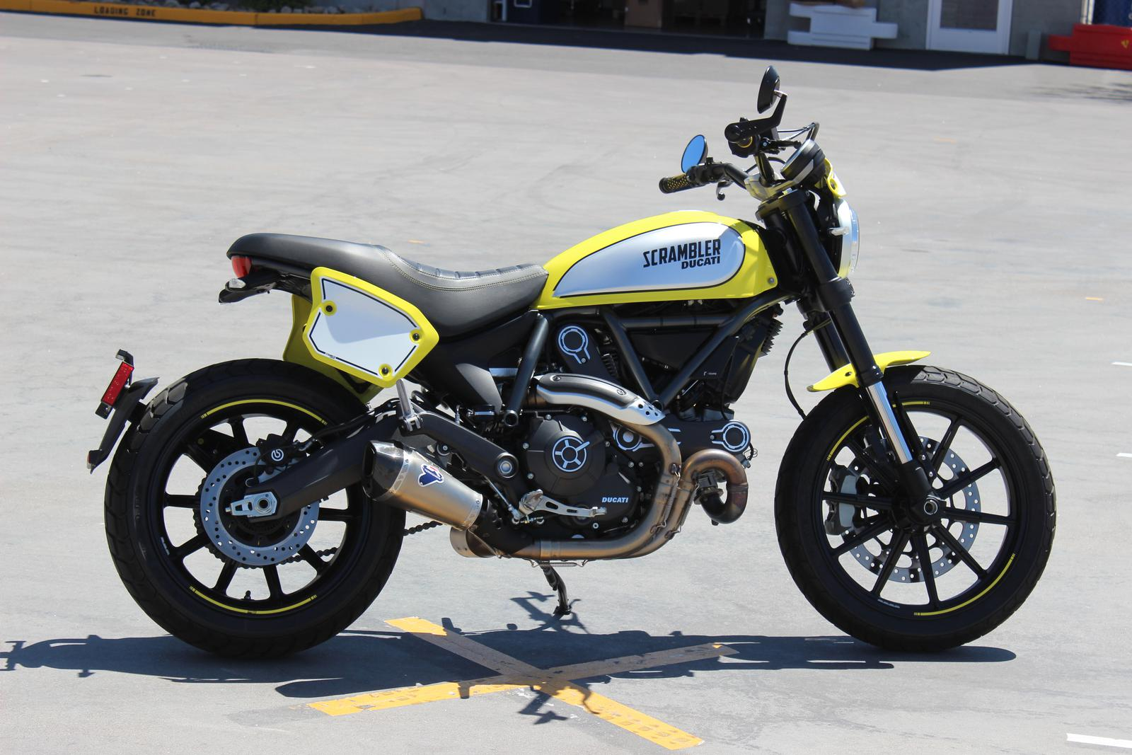 2016 ducati scrambler flat track pro for sale in scottsdale, az