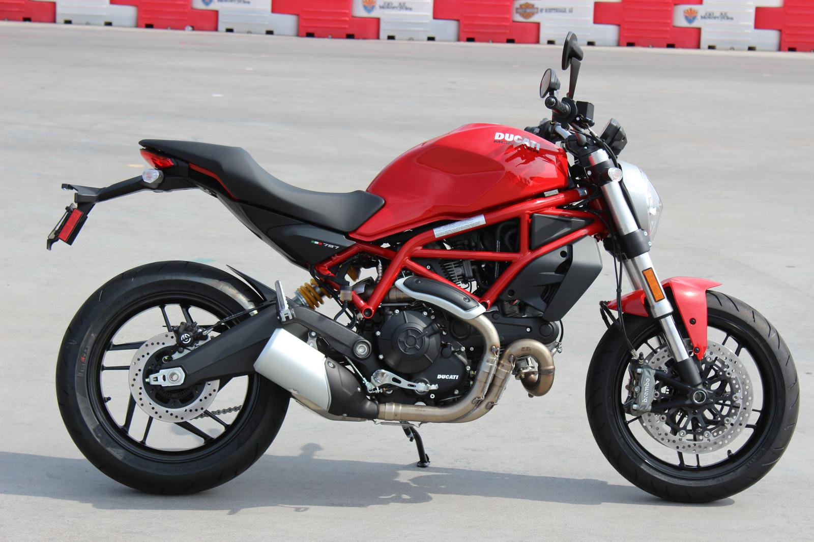 2017 ducati monster 797 for sale in scottsdale, az | go az