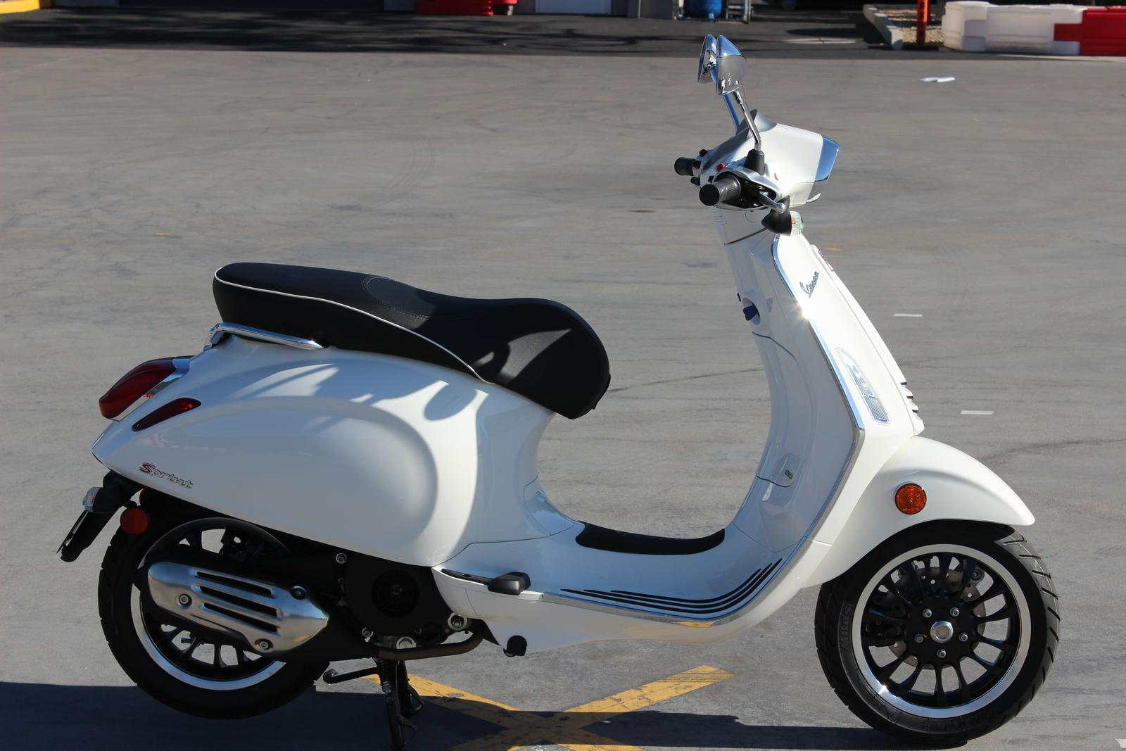 2018 Vespa Sprint 150 for sale in Scottsdale, AZ | GO AZ Motorcycles ...