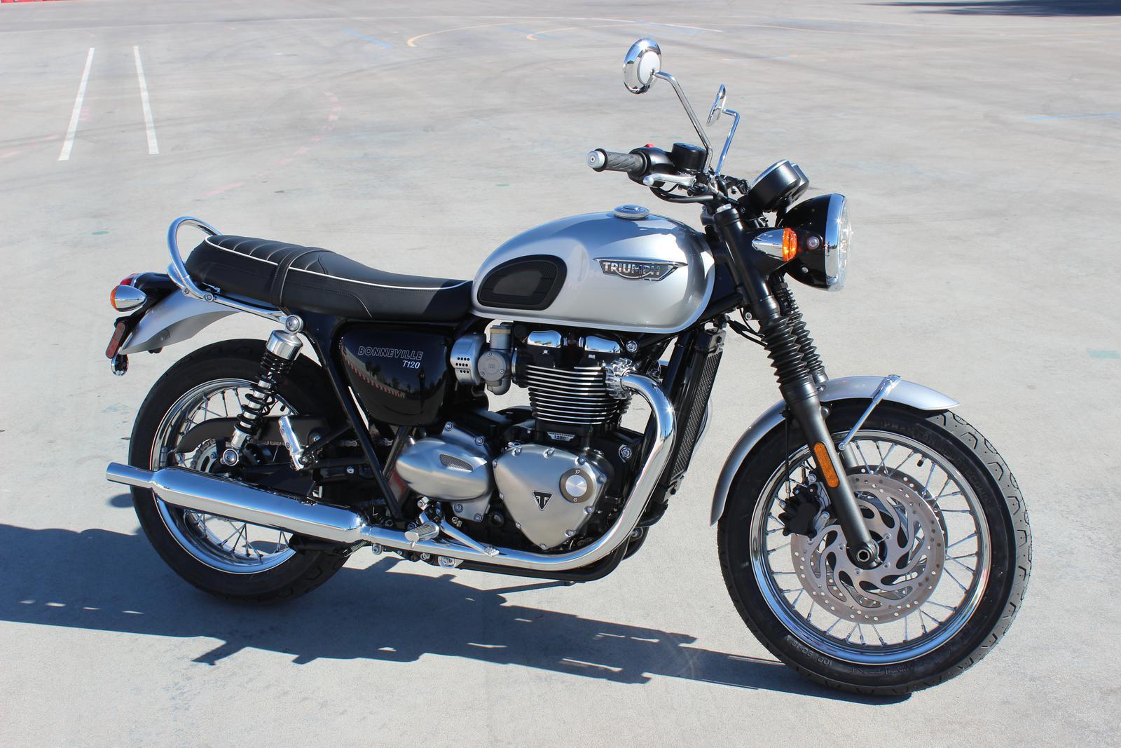 2018 Triumph Bonneville T120 (Color) for sale in Scottsdale, AZ | GO ...