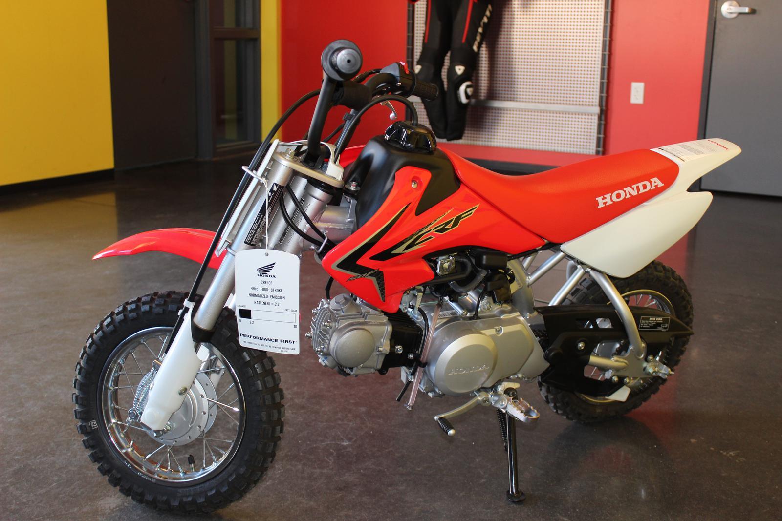 2018 Honda Crf50 Go Az Motorcycles 11