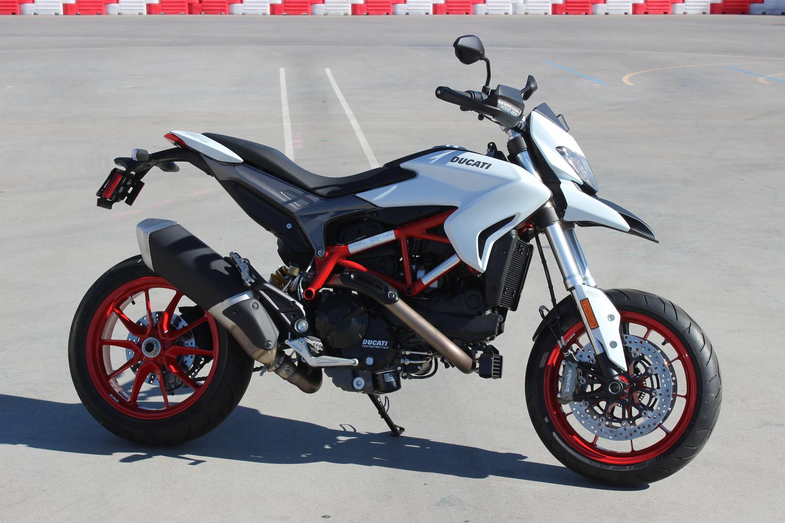 2018 Ducati Hypermotard 939 - Star White Silk for sale in Scottsdale ...