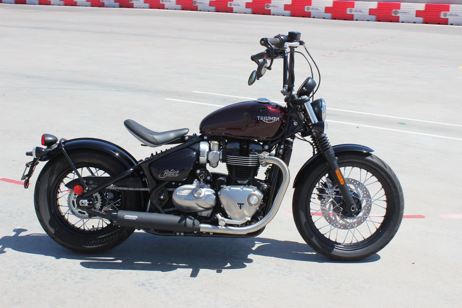 2018 Triumph Bonneville Bobber For Sale In Scottsdale Az Go Az