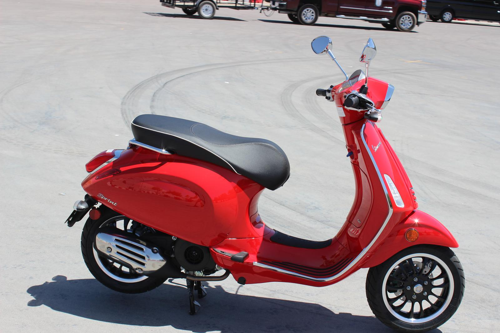 2018 Vespa Sprint 150 For In Scottsdale Az Go Motorcycles 480 609 1800