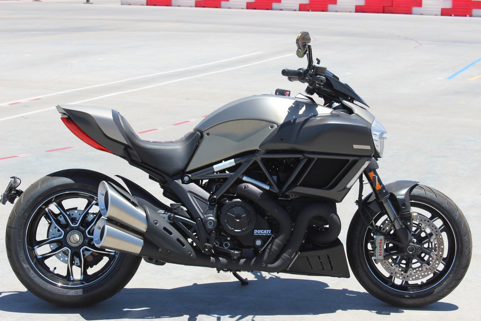 Used Ducati Diavel Titanium Motorcycles in Eden Prairie MN