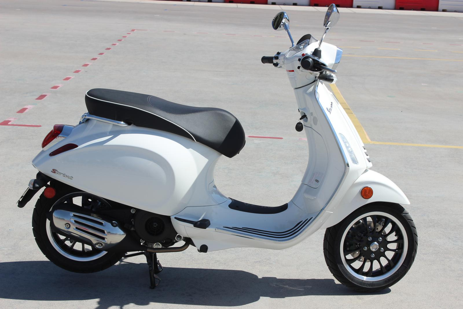 2019 Vespa Sprint 150 For In Scottsdale Az Go Motorcycles 480 609 1800