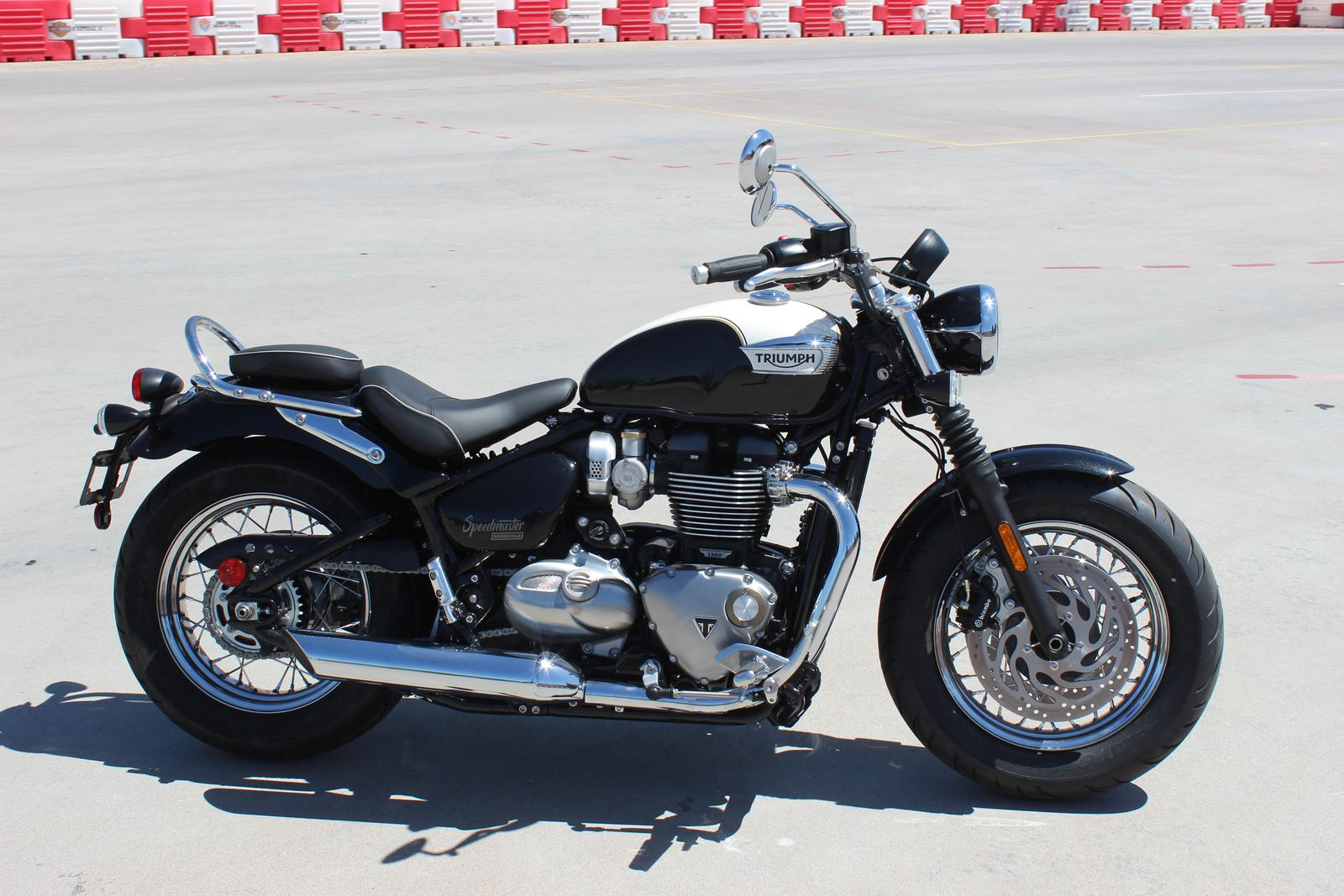2018 Triumph Bonneville Speedmaster 2 Tone For Sale In Scottsdale