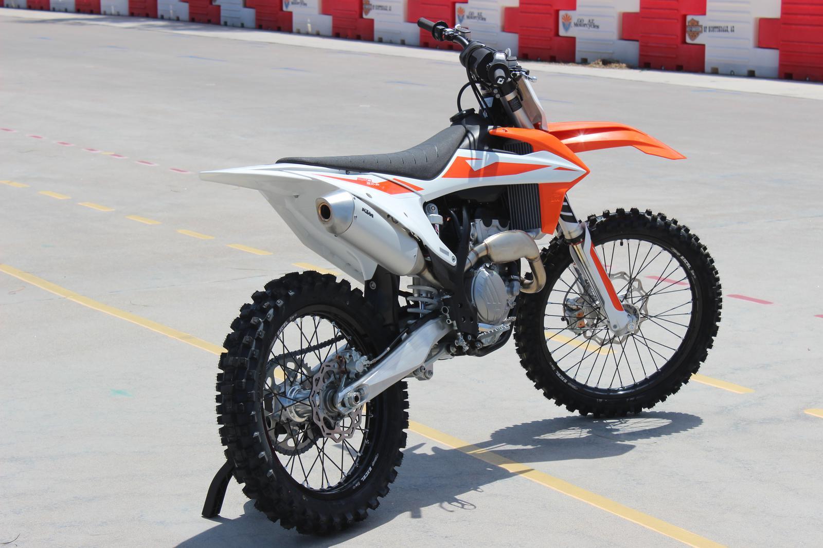 2019 KTM 250 SX-F