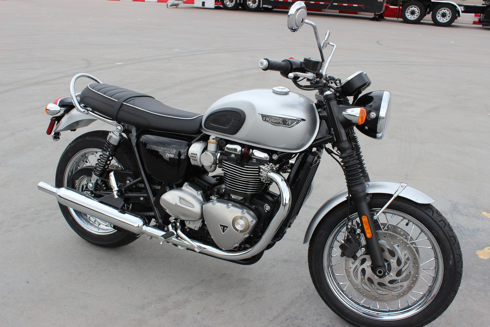 2019 Triumph Bonneville T120 For Sale In Scottsdale Az Go Az
