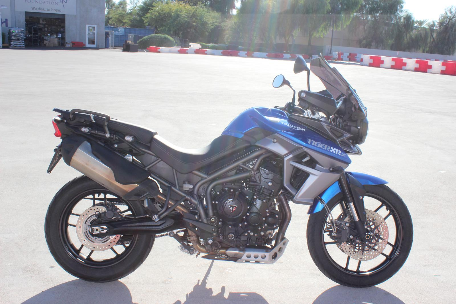 2016 Triumph Tiger 800 Xrx Low For Sale In Scottsdale Az Go Az