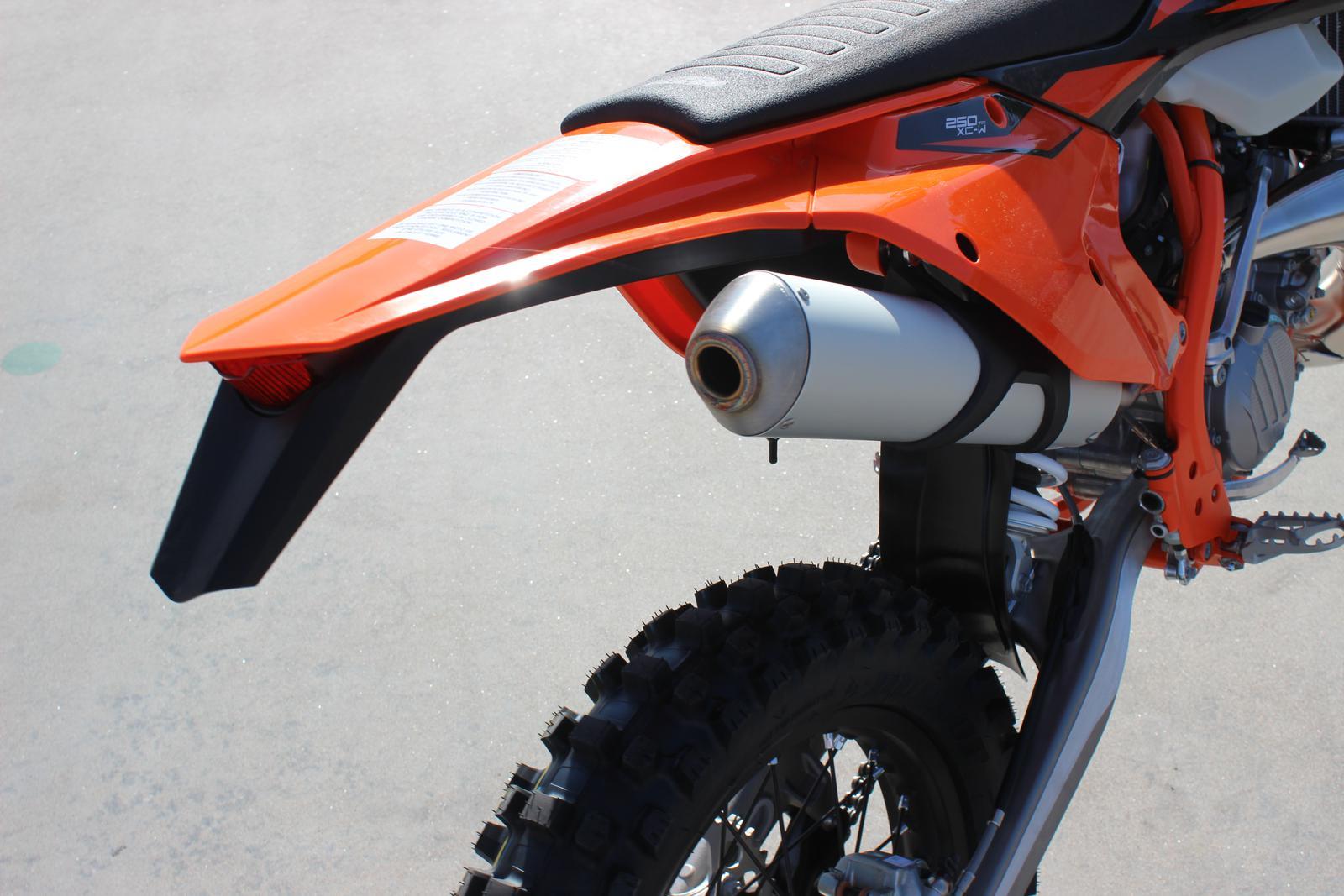 2019 KTM 250 XC-W