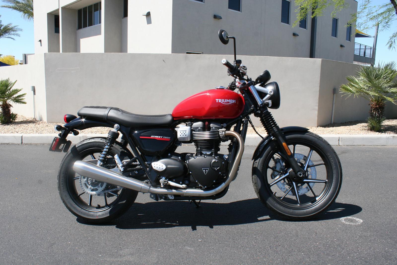2019 Triumph Street Twin For Sale In Scottsdale Az Go Az