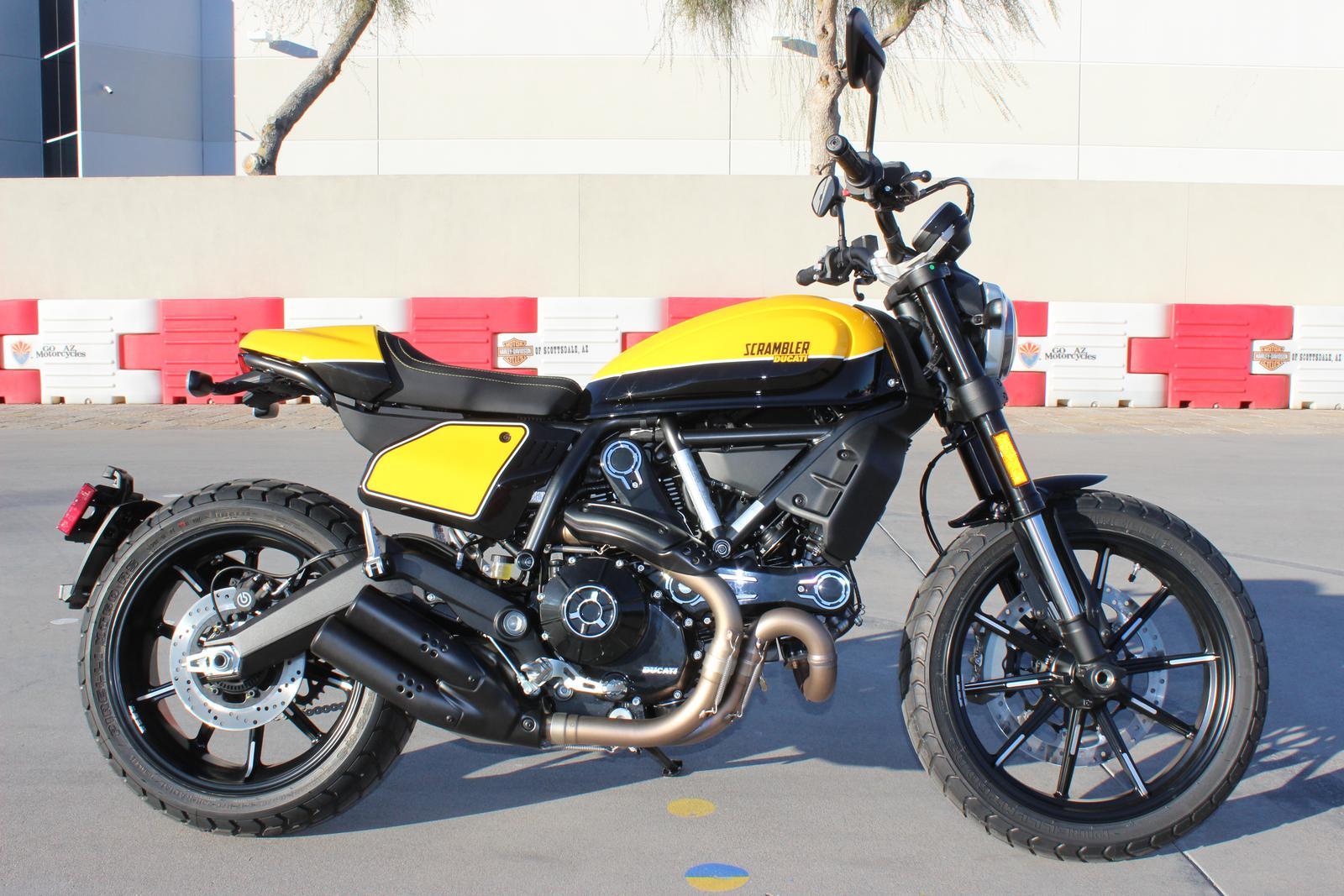 2019 Ducati Scrambler Full Throttle For Sale In Scottsdale Az Go