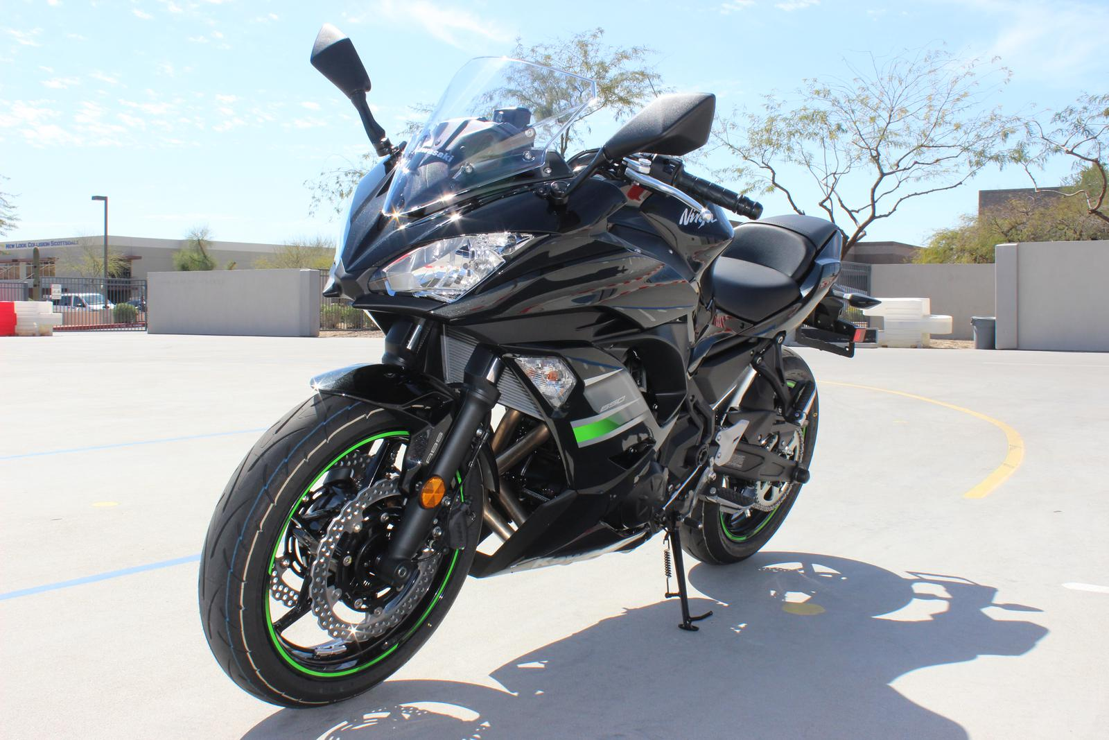 2019 Kawasaki Ninja 650 Abs For Sale In Scottsdale Az Go Az