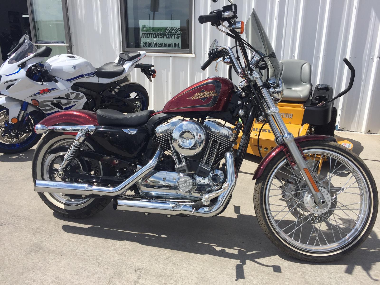 2013 Harley-Davidson® Sportster Seventy-Two