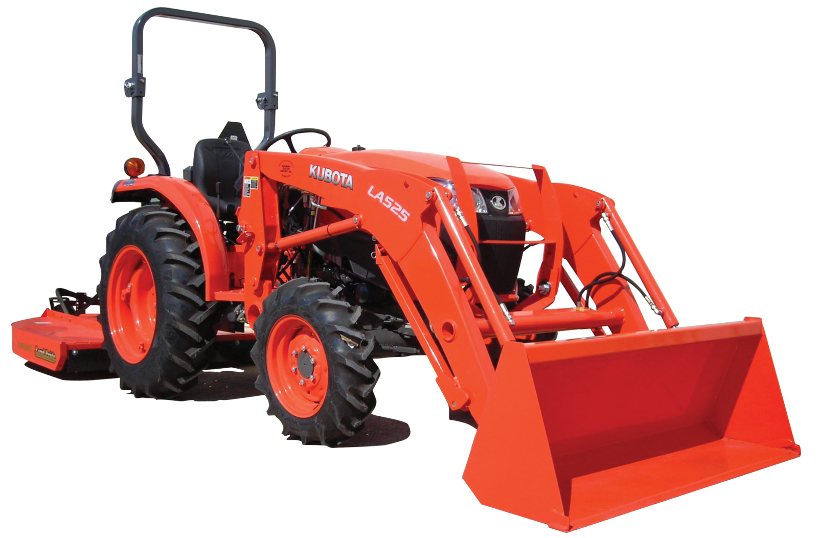Inventory from Bush Hog and Kubota Normangee Tractor & Impl
